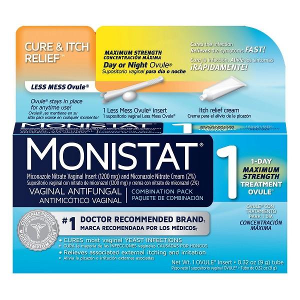 Monistat Antifungal Treatments product image