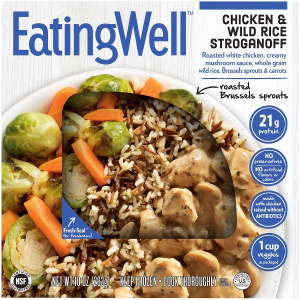EatingWell Frozen Meals product image
