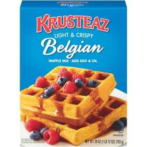 Krusteaz Pancake & Waffle Mixes