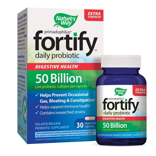 Fortify & Pearls Probiotics product image