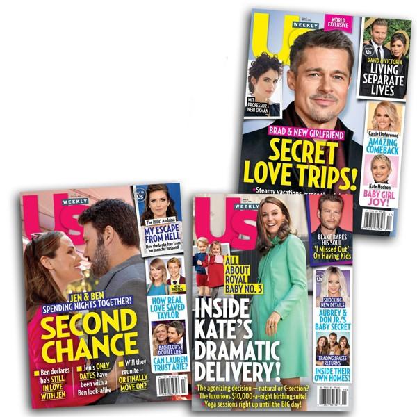 Us Weekly Magazine product image