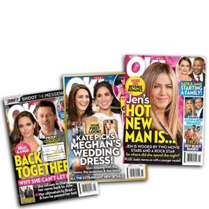 OK! Weekly Magazine