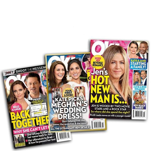 OK! Weekly Magazine product image