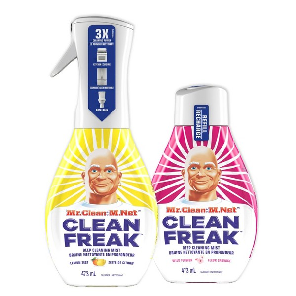 NEW Mr. Clean Clean Freak product image