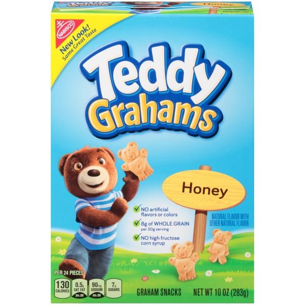 Teddy Grahams product image