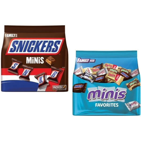 Mars Family Size Miniatures product image