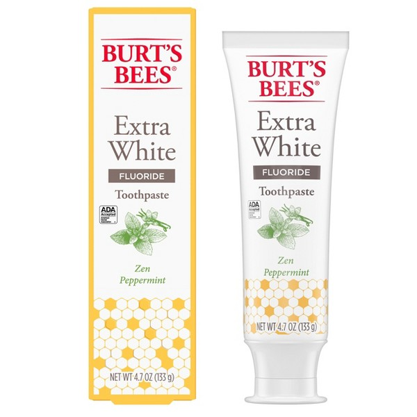 NEW Burt's Bees Toothpaste product image