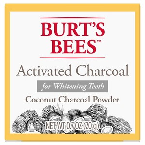 NEW Burt's Bees Activated Charcoal