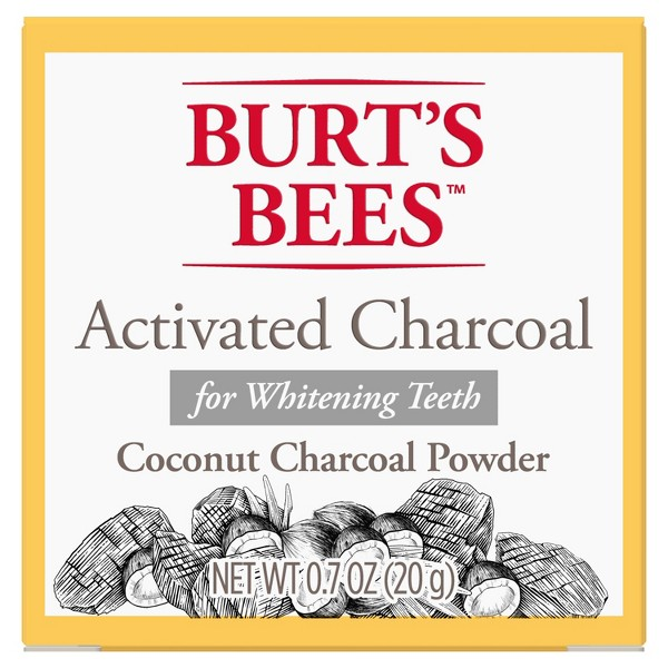 NEW Burt's Bees Activated Charcoal product image
