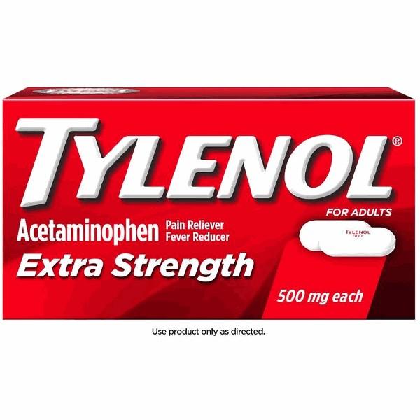 Tylenol product image
