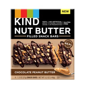 KIND Nut Butter Filled