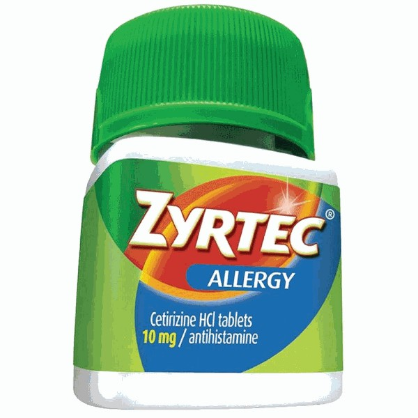 Adult Zyrtec product image