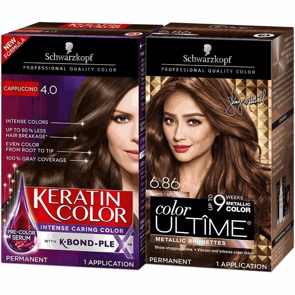 Schwarzkopf got2b, Color Ultime or Keratin Color product image