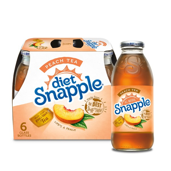 Snapple & Straight Up Tea product image