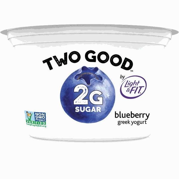 Two Good Greek lowfat yogurt product image