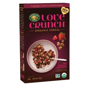 Nature's Path Love Crunch Cereal