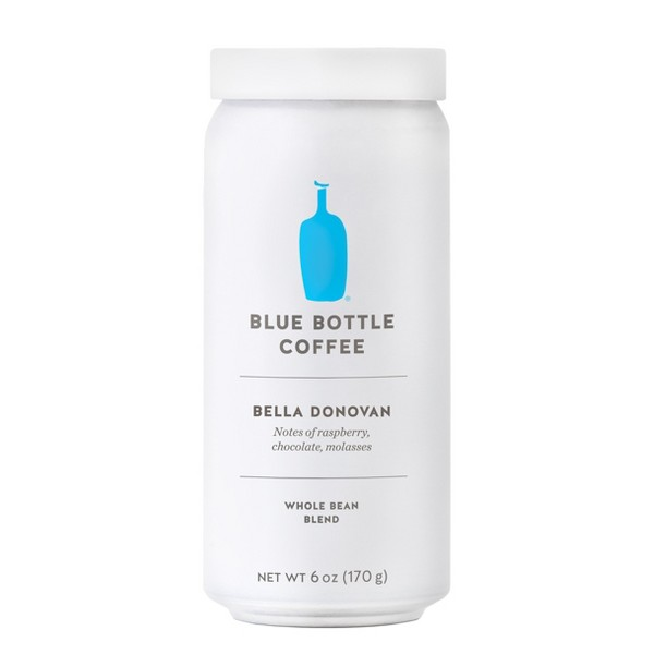 Blue Bottle Coffee Whole Bean Can product image
