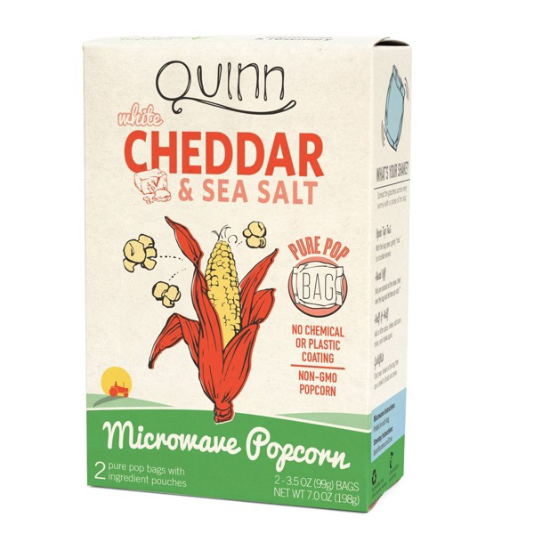 Quinn Microwave Popcorn product image