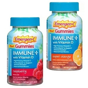 Emergen-C Immune+ Gummies