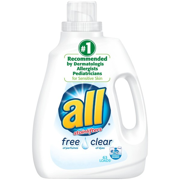 'all Brand Laundry Detergent product image