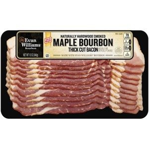 Evan Williams Maple Bourbon Bacon