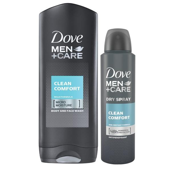 Dove Men Deodorant & Body Wash product image