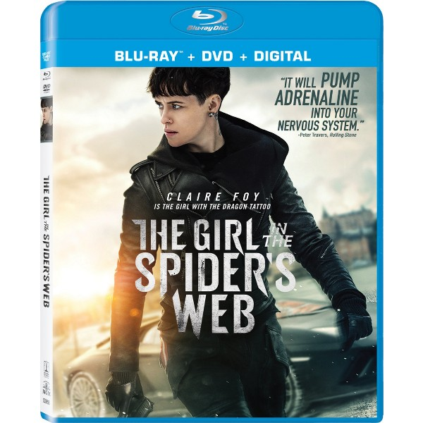 The Girl in the Spider's Web product image