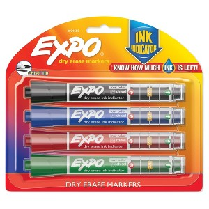 Expo Ink Indicator Markers