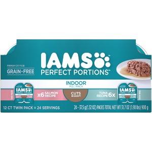 IAMS Perfect Portions Cuts N Gravy