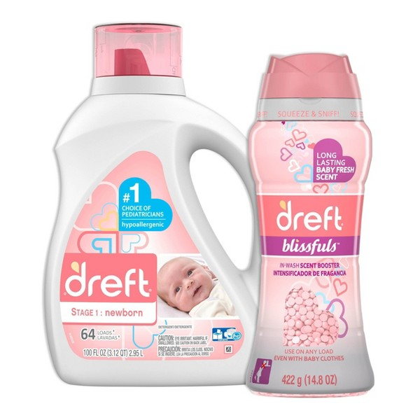 Dreft Laundry Detergent product image
