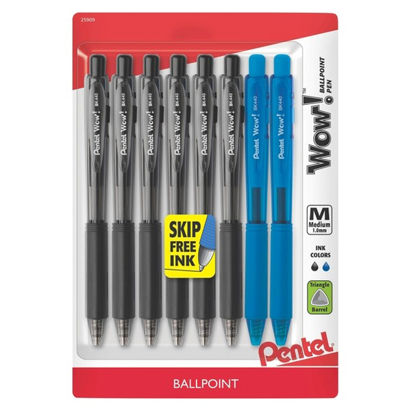 Pentel Wow! Ballpoint Pens product image