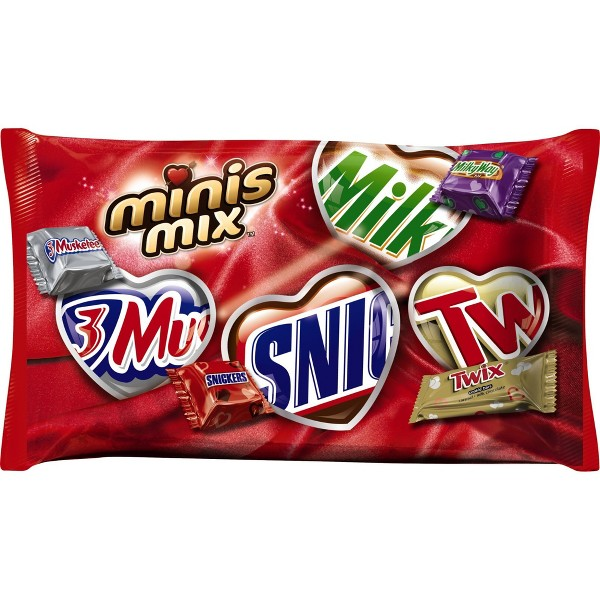 Mars Valentine's Mini's Chocolate product image
