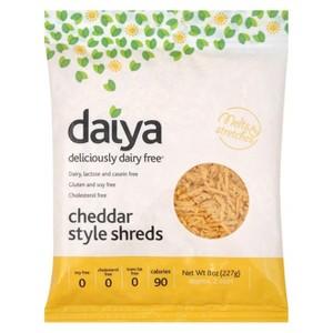 Daiya Dairy Free Shredded Cheese