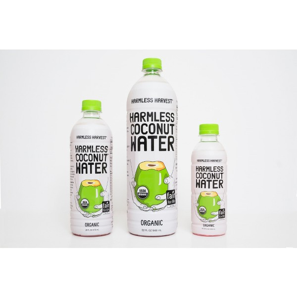 Harmless Harvest Coconut Water product image