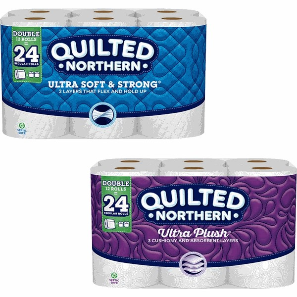 Quilted Northern Bath Tissue product image