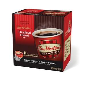 Tim Horton's K-Cup Coffee