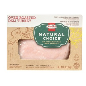 Hormel Natural Choice Lunch Meat