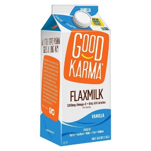Good Karma Dairy Free Flax Milk