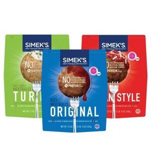 Simek's Meatballs