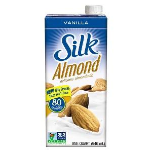 Silk Shelf Stable Milk Quarts