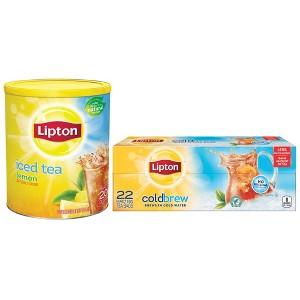 Lipton Tea Bags & Mixes
