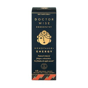 Doctor Wise Homeopathic Menopause