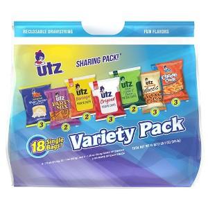 Utz Snacks Multipacks