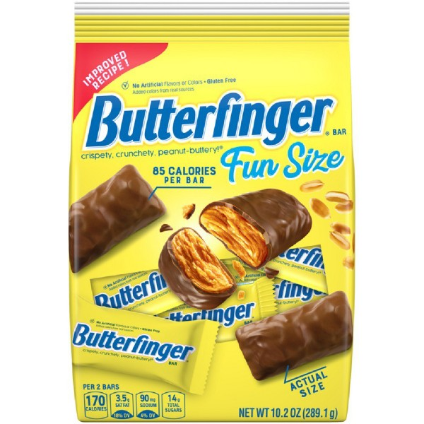 Butterfinger, 100 Grand, Baby Ruth product image