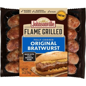Johnsonville Flame Grilled