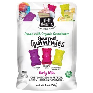 Project 7 Gourmet Gummies