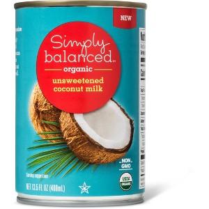 Simply Balanced Coconut Milk