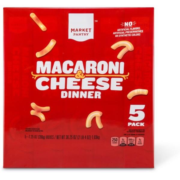 Market Pantry Macaroni & Cheese product image
