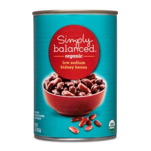 Simply Balanced Canned Beans