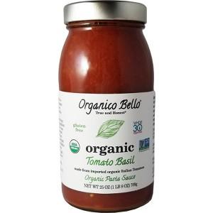 Organico Bello Pasta Sauce